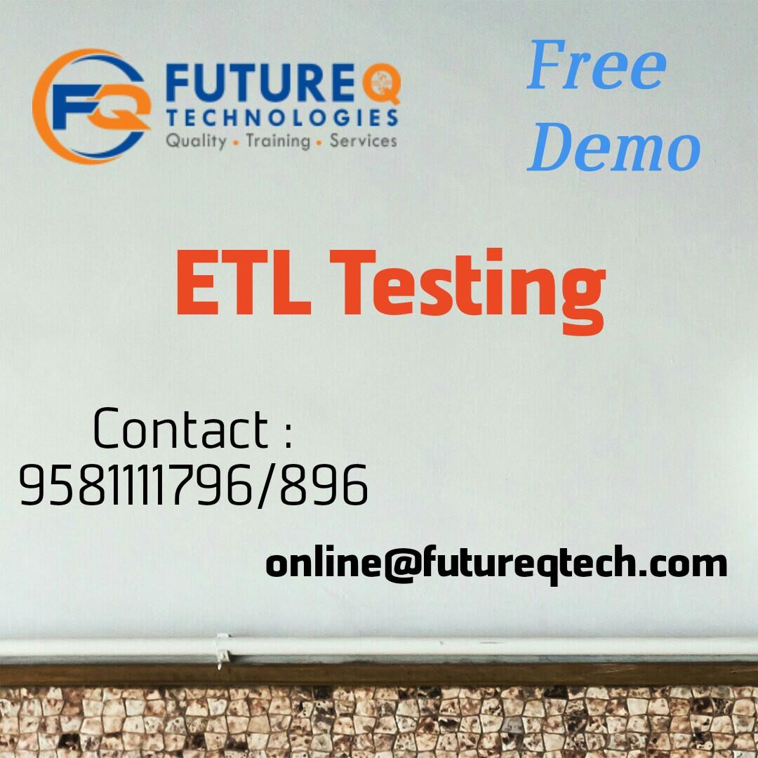 Data Warehouse Etl Developer Resume: Best Online Etl Testing Training Institute In Hyderabad