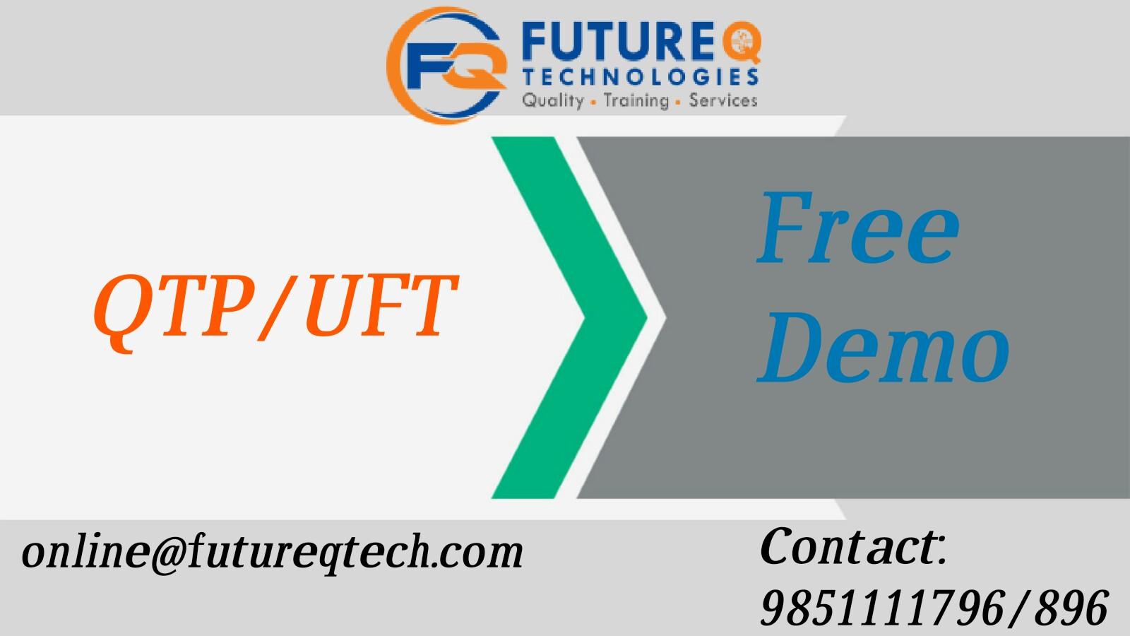 QTP / UFT Online Training In india Archives - Future Q